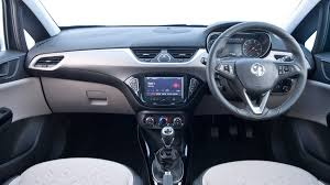 opel cars interior vauxhall corsa 1 3 cdti diesel 2017 review by car magazine