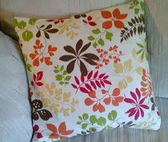 Upcycled Pillows - palm trees hawaiian shirt accent throw pillow cover 20 inch square