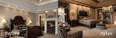 Kansas City Interior Design Firms by Fireplace Before U0026 After Transformations From Our Design Portfolio