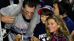 tom brady thankful for family football in thanksgiving