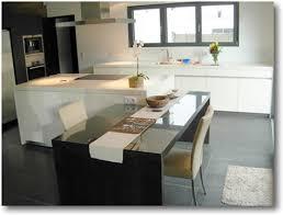 idee cuisine avec ilot cuisine design avec ilot 10 formidable modele cuisine avec ilot