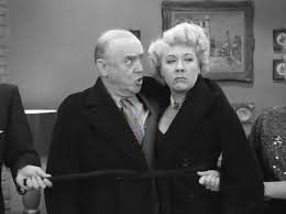 william frawley we like tv clip of the day william frawley on the lucy show