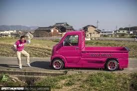 suzuki pickup 2014 micro machine the kei drift truck speedhunters