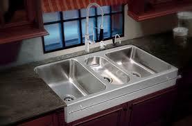 stainless farmhouse kitchen sink apron front sinks kitchen farmhouse sinks made in usa by just