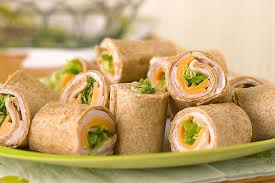 easy turkey tortilla roll ups kraft recipes