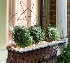 59 best christmas window boxes ideas images on pinterest