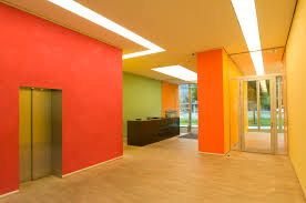 illuminated ceilings wall coverings interior design light