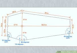 How To Make A Building Plan In Autocad by How To Make A Coffin 9 Steps With Pictures Wikihow