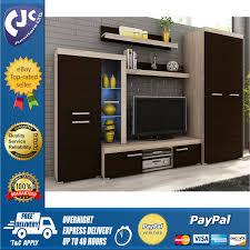 living room furniture set cabinet cupboard tv unit display stand