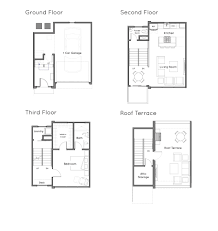 floor plans unit 2 staccato 7