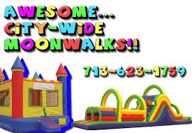 moonwalks in houston awesome moonwalks party moonbounce jump spacewalk bouncie rentals
