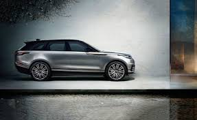 svelte sleek and strong the velar is a new breed of range rover