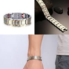 toko stainless steel sehat kalung pria perhiasan bio energi gelang