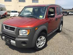car brand auctioned honda element 4wd lx mt 5 speed manual
