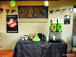 happy birthday halloween theme mr foodie turns 30 a ghostbusters party foodie ling