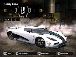 koenigsegg agera r need for speed rivals need for speed most wanted koenigsegg agera r ii nfscars