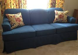 Sofa Throw Slipcovers by Furniture Sure Fit Denim Slipcover Denim Couch Cover Denim
