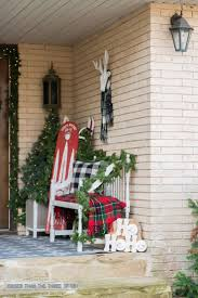 677 best outdoor decorating for winter and christmas images on