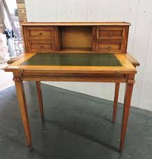 bureau en merisier nos meubles antiquités brocante vendus