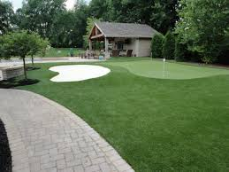 Putting Turf In Backyard Synthetic Turf For Putting Greens U0026 Golf Synthetic Turf