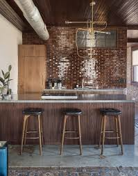 Kitchen Cabinet History History And Modernity Meet In This Industrial Hotel And Restaurant