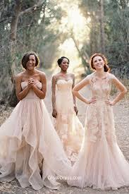 pretty wedding dresses pretty and charming blush wedding dresses groupdress