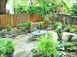 Backyard Ideas Without Grass No Grass Garden Ideas Backyard Landscaping Ideas No Grass