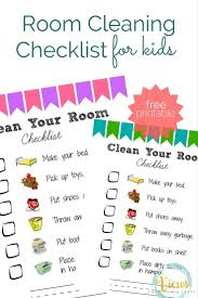 best 25 room cleaning checklist ideas on pinterest household