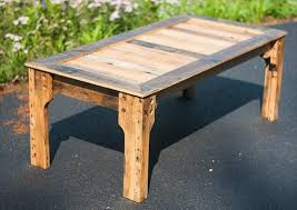 pallet recycled coffee table 101 pallets
