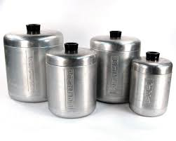 antique kitchen canister sets vintage metal canisters radionigerialagos