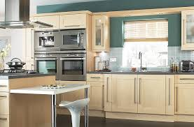 kitchen unit ideas it westleigh contemporary maple effect shaker diy at b q
