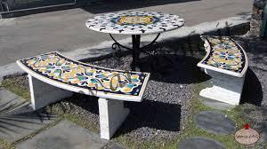 tavolo da giardino prezzi arredo giardino