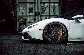 Lamborghini Huracan White Black Rims - bianco avus lamborghini huracan adv5 3 m v2 cs wheels adv 1 wheels