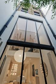 narrow house makeover covent garden uk by formstudio