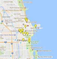 grant park chicago map downtown chicago restrooms