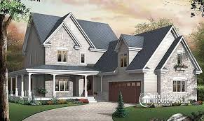 new colonial with 3 car garage