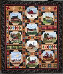 calendar quilt gallery