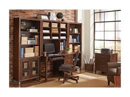 Desk With Cable Management by Aspenhome Canfield 50