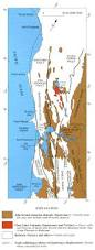 Newport Inglewood Fault Map Earthquake Report Bartlett Springs Fault System Lake Pillsbury