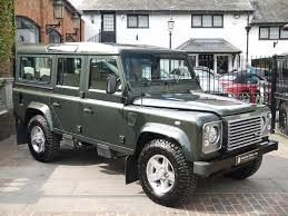 defender land rover for sale land rover defender 110 td5 xs station wagon 9 seater surrey