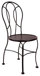 Iron Bistro Chairs Bistro Dining Chairs Bistro Chair Metal Bistro Chair Single