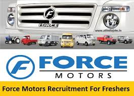 good resume for accounts manager job in chakan midc force motors recruitment 2018 2019 job openings for freshers