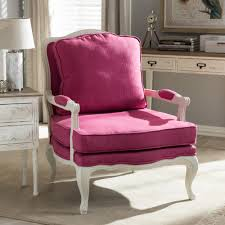 fabric accent chairs with arms gray and white striped chair