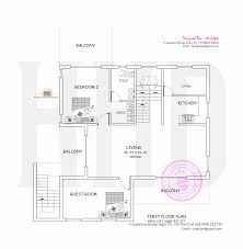 modern home floor plans beautiful modern home and its floor plan amazing architecture