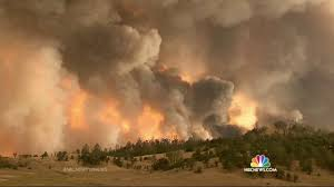 California Wildfire Dateline by California Wildfires 13 000 Under Evacuation Orders As Rocky Fire