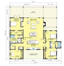 House Plans With Vaulted Great Room by Lanai Farmhouse Time To Build