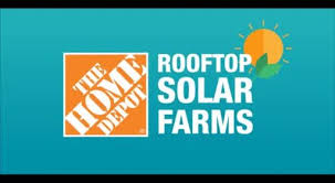 home depot solar rooftop solar farms home depot finds new use for store roofs