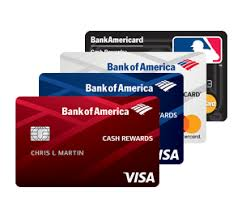 credit cards find apply for a credit card at bank of america