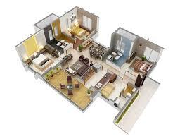 three bedroom houses beautiful 3 bedroom plans interior design ideas