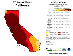 Us Drought Map Reflecting On Shorebirds Drought And The Central Valley